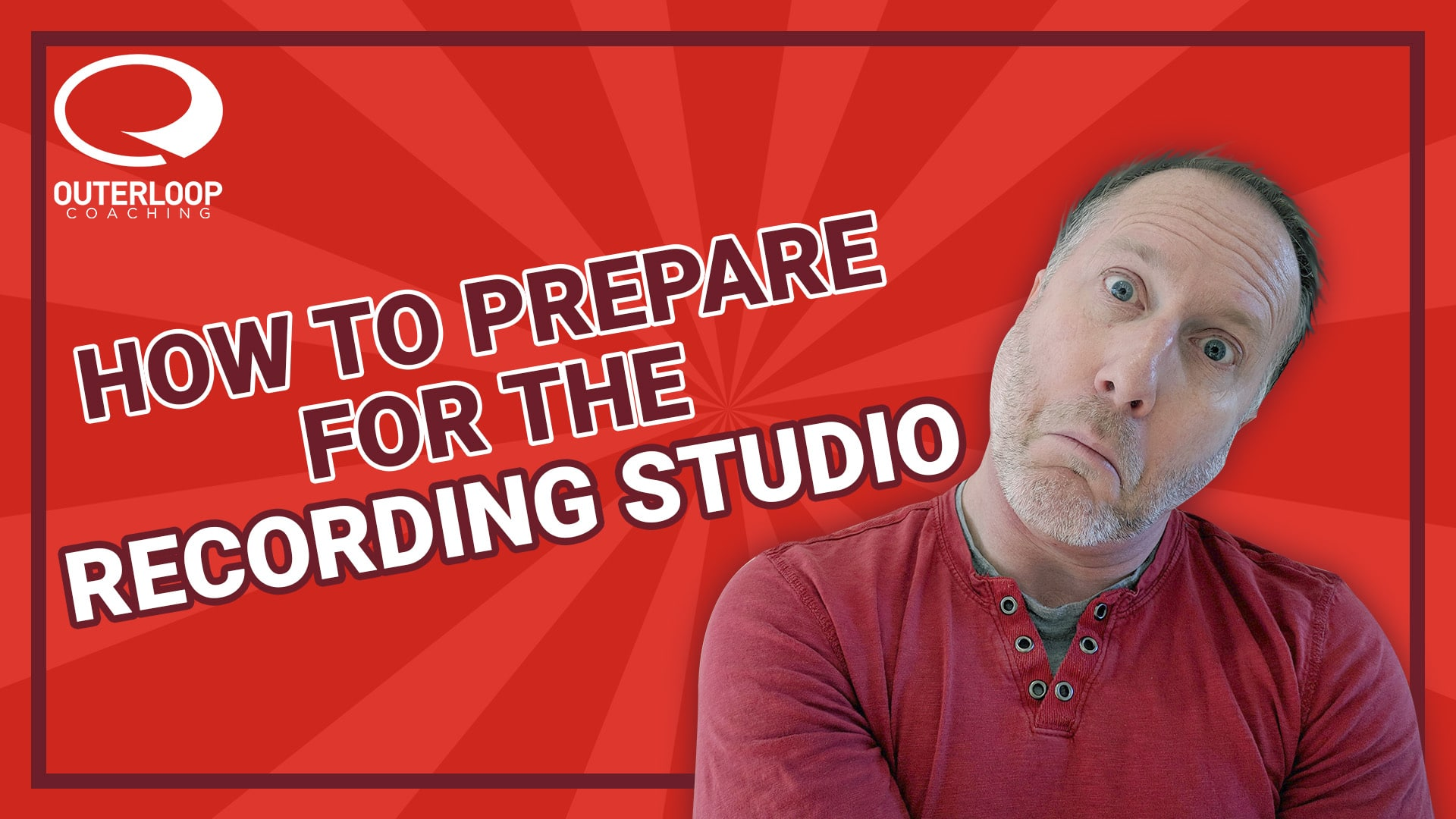 How to REALLY Prepare For the Recording Studio